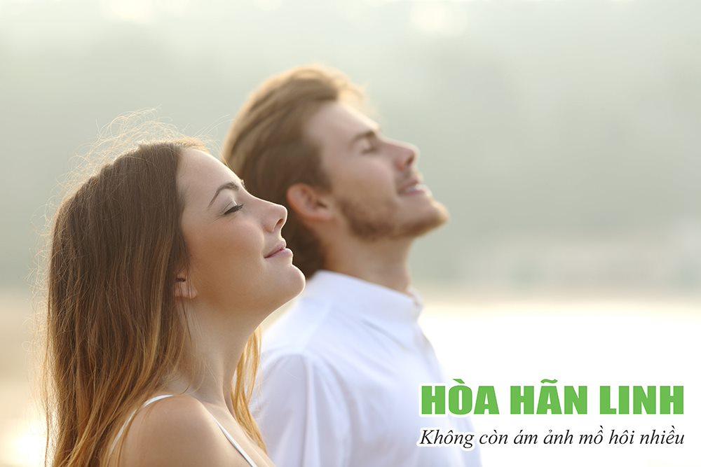 Thư giãn tinh thần là biện pháp hữu ích giúp kiểm soát mồ hôi của cơ thể